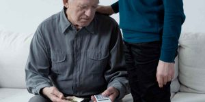 Elder abuse; stopping elder financial exploitation.